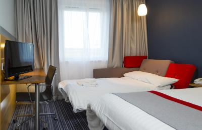 Holiday Inn Express LONDON - SOUTHWARK - Laterooms