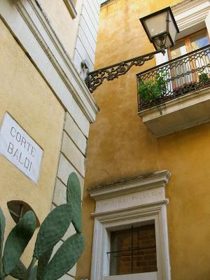 Palazzo Baldi - Laterooms