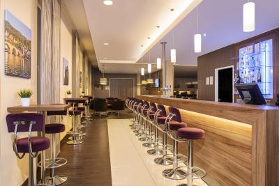 Holiday Inn Express HEIDELBERG - CITY CENTRE - Laterooms