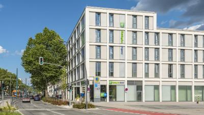 Holiday Inn Express HEIDELBERG - CITY CENTRE - Laterooms