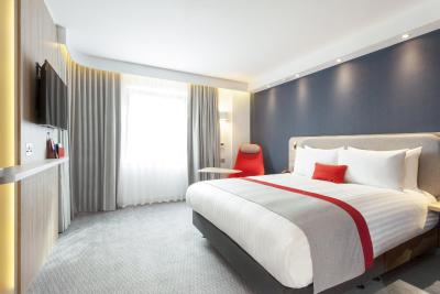 Holiday Inn Express SOUTHAMPTON M27, JCT.7 - Laterooms