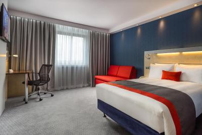 Holiday Inn Express LONDON - WATFORD JUNCTION - Laterooms