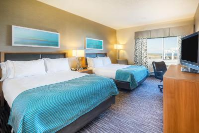 Holiday Inn Express Annapolis East-Kent Island - Laterooms
