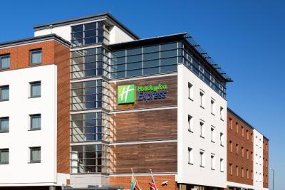 Holiday Inn Express HAMILTON - Laterooms