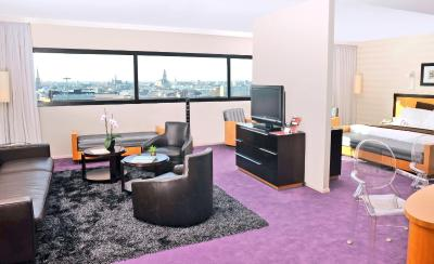 Crowne Plaza LILLE - EURALILLE - Laterooms