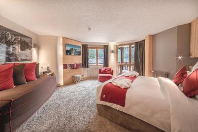 Mercure Chamonix Centre - Laterooms