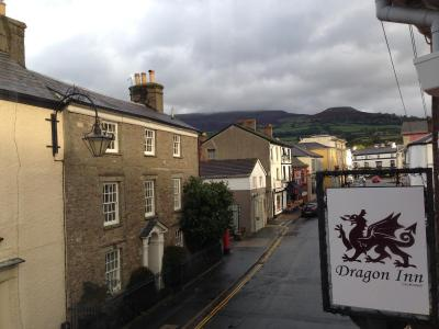 Dragon Inn - Laterooms