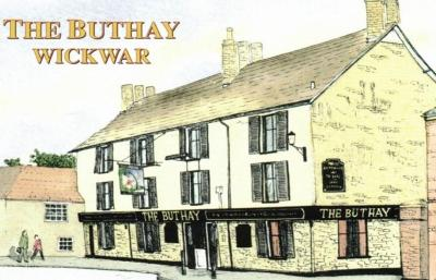 The Buthay Inn - Laterooms