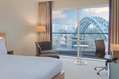 Hilton Newcastle Gateshead - Laterooms