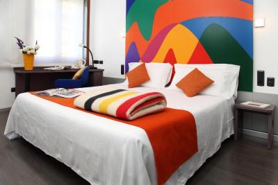 HOTEL MEDIOLANUM - Laterooms