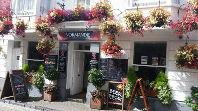 The Normandie - Laterooms