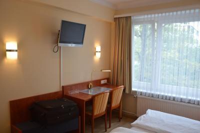 Hotel Residence Hamburg - Laterooms