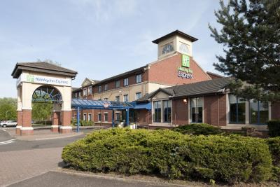 Holiday Inn Express STRATHCLYDE PARK M74, JCT.5 - Laterooms