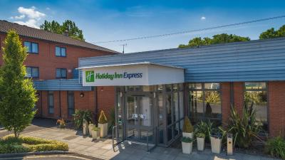 Holiday Inn Express PETERBOROUGH - Laterooms