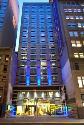 Holiday Inn Express MANHATTAN TIMES SQUARE SOUTH - Laterooms