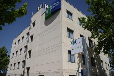 Holiday Inn Express San Sebastian de los Reyes - Laterooms