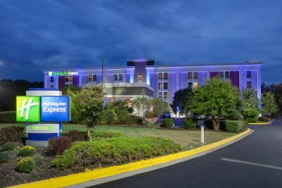 Holiday Inn Express Washington Dc East-Andrews Afb - Laterooms