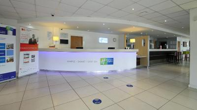 Holiday Inn Express NUNEATON - Laterooms