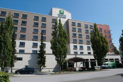 Holiday Inn Express Vancouver Airport - Richmond - Laterooms