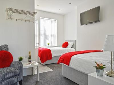 Hotel Anfield - Laterooms