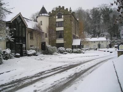 The Priest House on the River - Laterooms