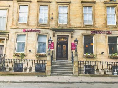 BEST WESTERN Glasgow City Hotel - Laterooms
