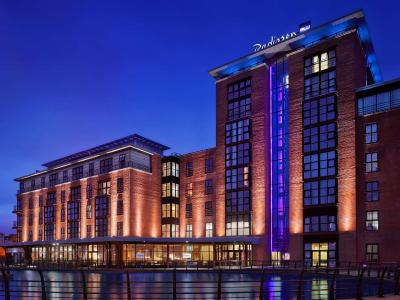 Radisson Blu Hotel Belfast - Laterooms
