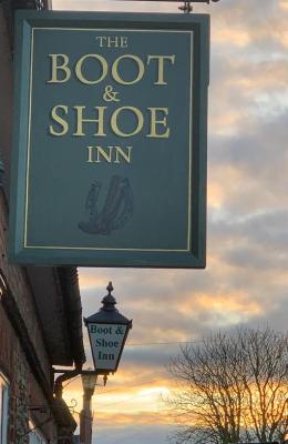 Boot & Shoe Inn - Laterooms