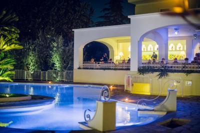 Grand Hotel Aminta - Laterooms