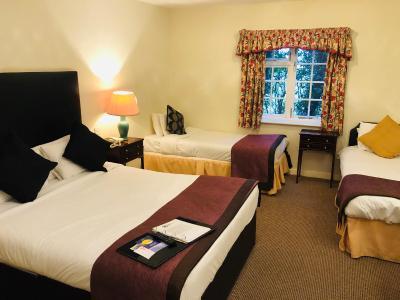 Brook Marston Farm Hotel - Laterooms