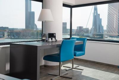 Inntel Hotels Rotterdam Centre - Laterooms