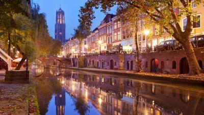 Park Plaza Utrecht - Laterooms