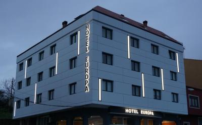 Hotel Europa - Laterooms