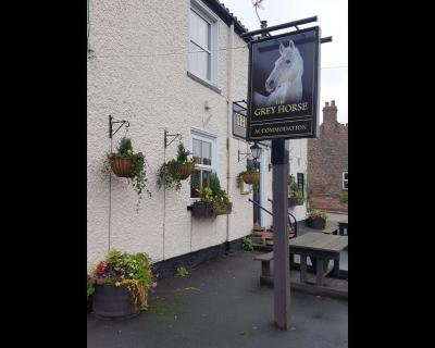 The Grey Horse Inn - Laterooms