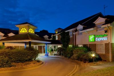 Holiday Inn Express YORK - Laterooms