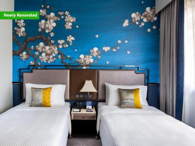 Copthorne King's Hotel Singapore - Laterooms