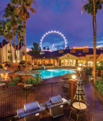 Holiday Inn Club Vacations LAS VEGAS - DESERT CLUB RESORT - Laterooms