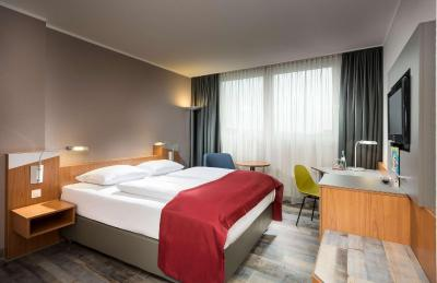 Arcadia Hotel Hannover - Laterooms