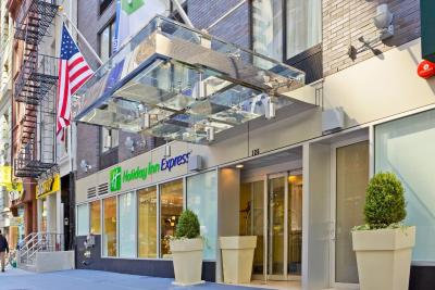 Holiday Inn Express NEW YORK CITY-WALL STREET - Laterooms