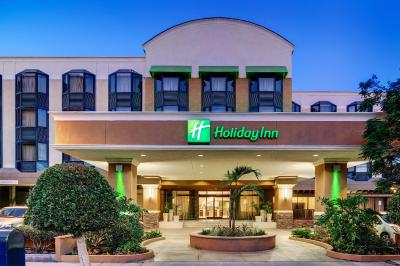 Holiday Inn LONG BEACH (DWTN AREA) - Laterooms