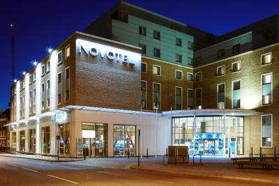 Novotel London Greenwich - Laterooms