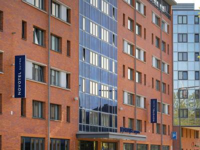 Novotel Suites Berlin City Potsdamer Platz - Laterooms