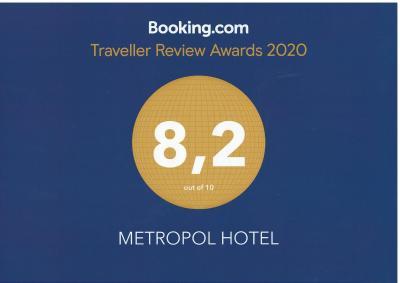 Metropolhotel - Laterooms