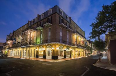 Holiday Inn FRENCH QUARTER-CHATEAU LEMOYNE - Laterooms