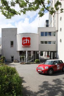 pentahotel Wiesbaden - Laterooms