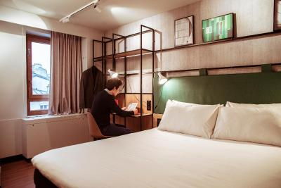 Hotel ibis Paris Bastille Opera 11ème - Laterooms