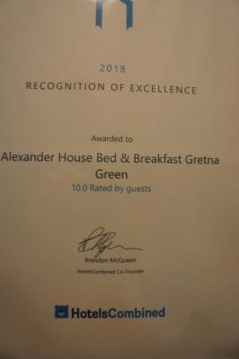 ALEXANDER GUEST HOUSE - Laterooms