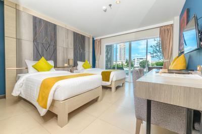 Andakira Hotel - Laterooms