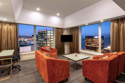 James Cook Hotel Grand Chancellor - Laterooms