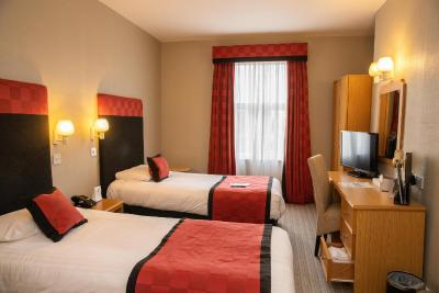BEST WESTERN York House Hotel - Laterooms